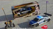 RC Highway Patrol Audi R8, RTR