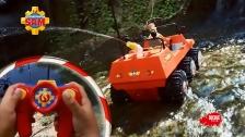 Fireman Sam - RC Hydrus & RC Titan