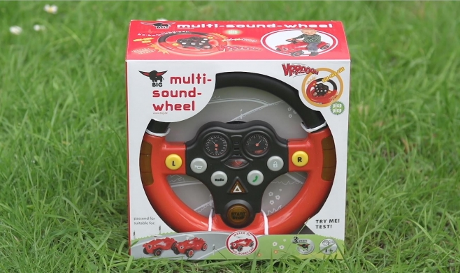 Demovideo BIG-Multi-Sound-Wheel