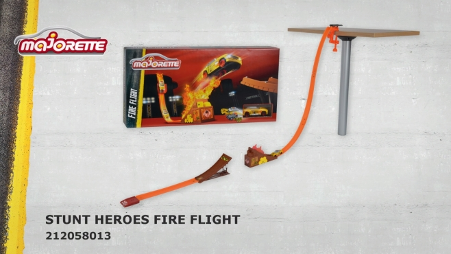 Stunt Heroes Fire Flight