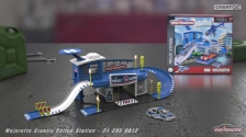 Majorette Creatix Police Station/Polizeistation - Aufbauvideo/Instruction Manual