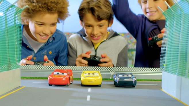 Majorette RC Cars 3 TV Spot France