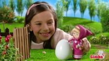 Mascha und der Bär Mini-Puppen