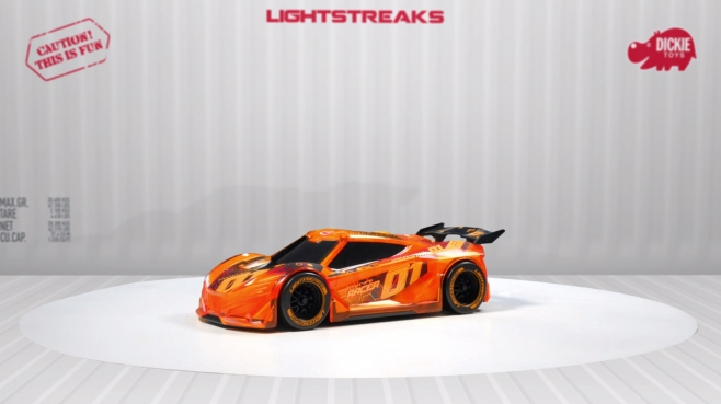 Lightstreaks - Tuning Cars - Racing Series - Dickie Toys