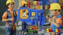 Bob der Baumeister Werkbank-Center - Bauen und Werken wie dein Vorbild Bob!