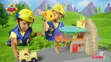 Feuerwehrmann Sam Bergrettungszentrum