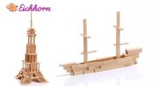 Eichhorn Holzbaukästen
