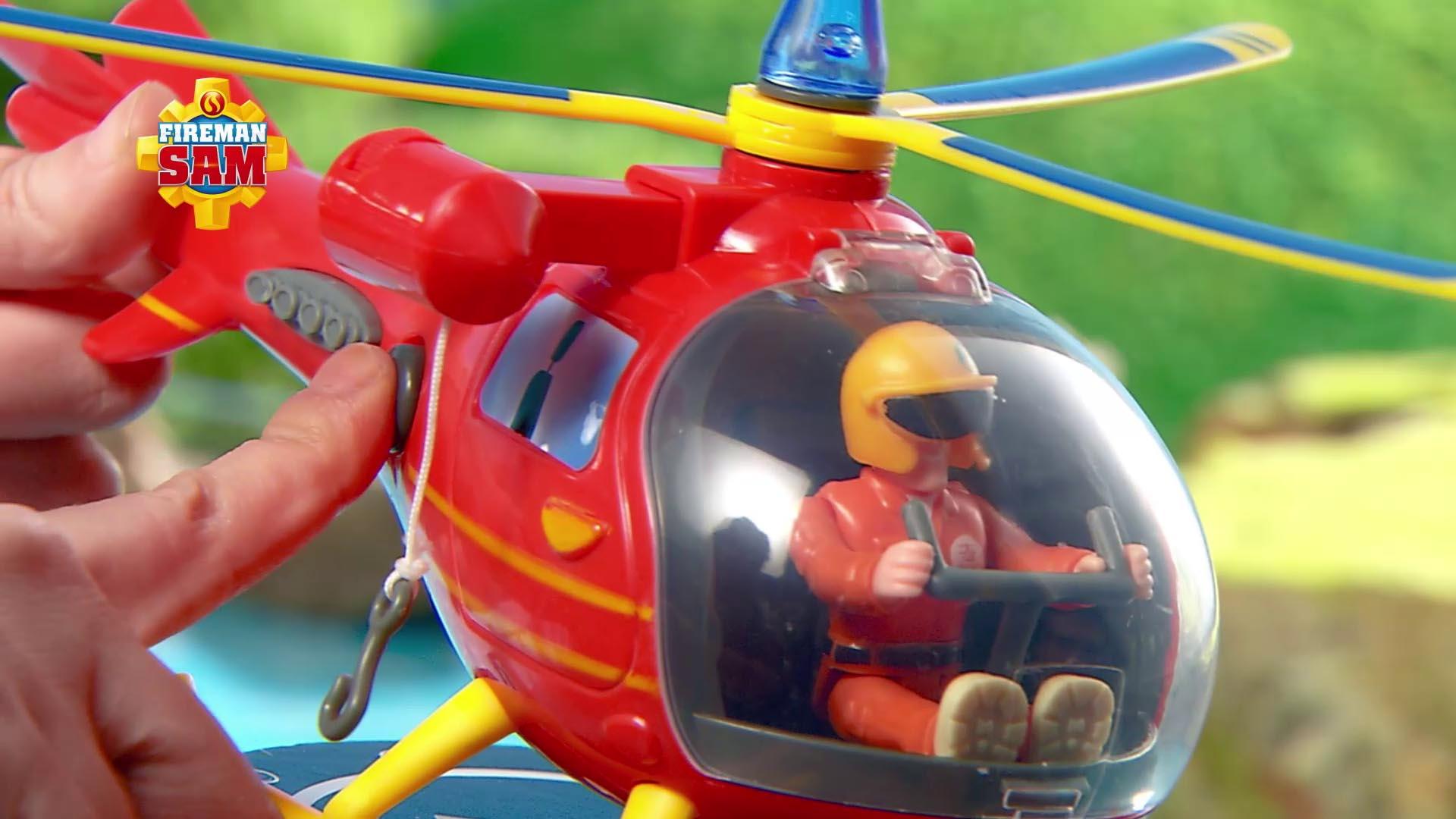 Ausmalbilder Von Feuerwehrmann Sam : Feuerwehrmann Sam Fahrzeuge Simba Toys Fireman Sam Simba Toys