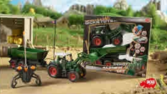 Rc Fendt Traktor Set