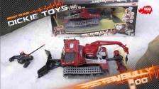 Pistenbully - Ferngesteuerte Pistenraupe - Dickie Toys