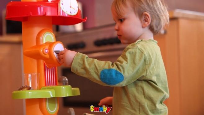 Sommerküche Smoby : Cooky kinderküche von smoby smoby video simba dickie