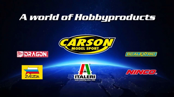 CARSON MODELSPORT News @Spielwarenmesse 2015