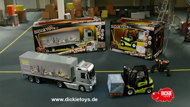 RC Mercedes Benz Actros