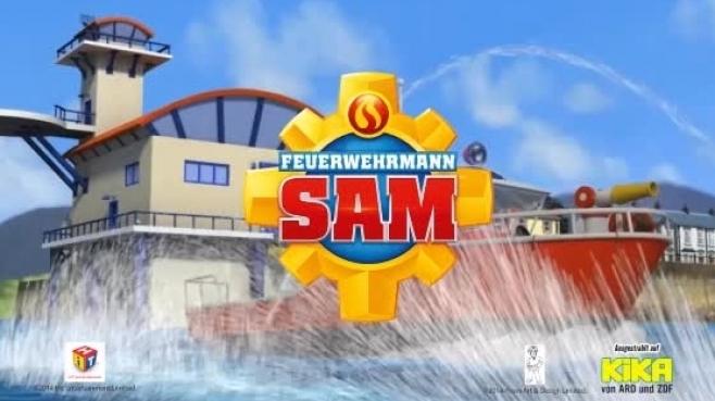 feuerwehrmann sam ocean rescue  simba toys  videosimba