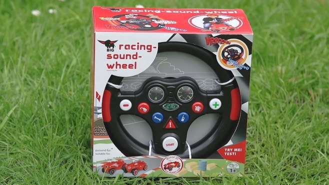 Demovideo BIG-Racing-Sound-Wheel
