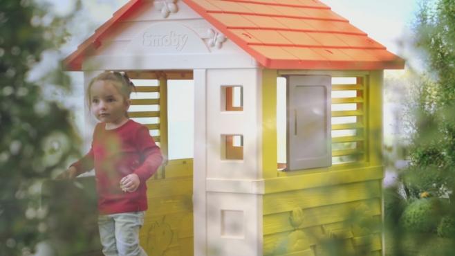 Naturhaus Mit Sommerküche Smoby : Natur haus smoby video.simba dickie.com