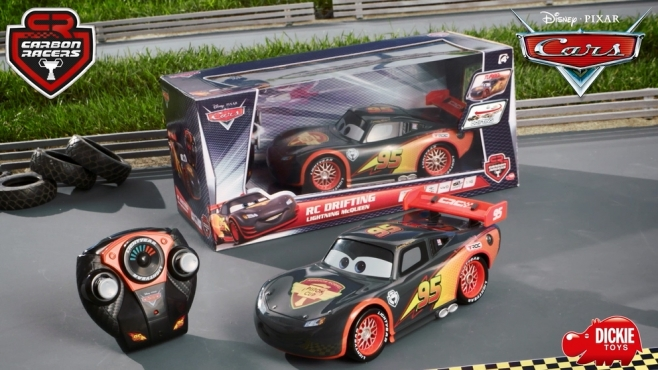 RC Cars Carbon Racers