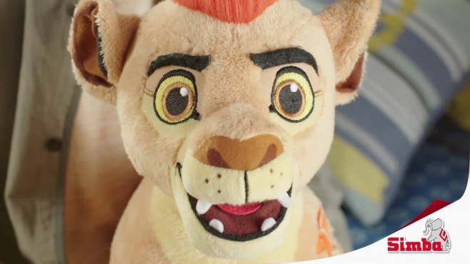 Lion Guard Interaktiver Plüsch
