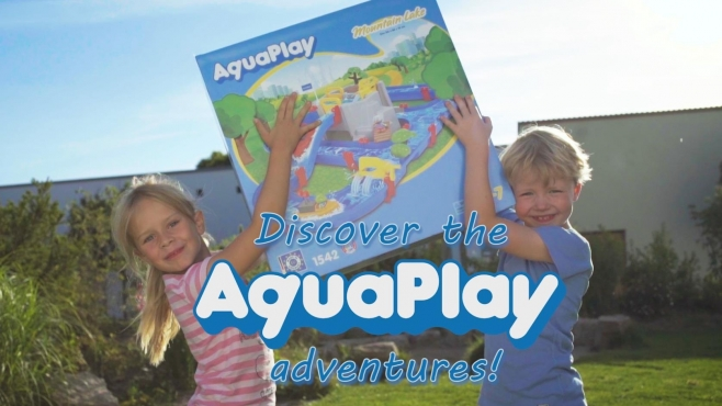 AquaPlay Mountain Lake 8700001542