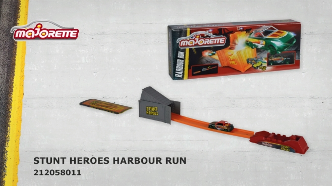 Stunt Heroes Harbour Run