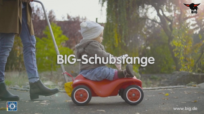 BIG-Schubstange