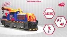 Action Series Lokomotive - Spielzeuglok - Dickie Toys