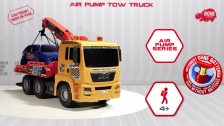 Air Pump Tow Truck - MAN Abschleppfahrzeug - Abschleppwagen - Dickie Toys