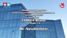 Spielwarenmesse TAMIYA RC Rundgang 2017