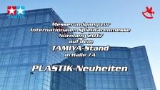 Spielwarenmesse TAMIYA Rundgang 2017