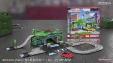 Majorette Creatix Petrol Station - Tankstelle - Aufbauvideo/Instruction Manual