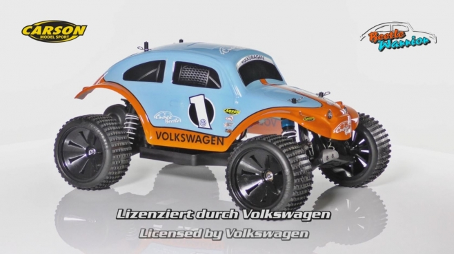 1:10 Beetle Warrior 2WD 2.4G 100% RTR (500404086) DE/EN