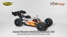 DMAX 1:8 Beat Warrior Buggy 100% RTR (500409019) DE/EN