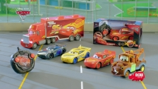 Disney Cars 3 Turbo Racer from Dickie Toys