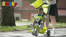 Mitwachsendes Dreirad Baby Balade von Smoby