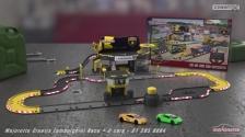 Majorette Creatix Lamborghini Race/Rennstrecke - Aufbauvideo/Instruction Manual