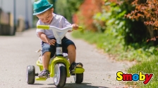 Schicker Flitzer für den Nachwuchs - der Baby Balade von Smoby