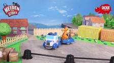 Helden der Stadt Spielzeug - Andy Abschleppwagen mit Licht & Sound + Figur
