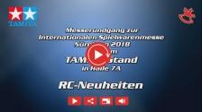 Spielwarenmesse TAMIYA RC Rundgang 2018