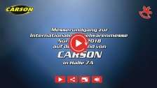 Spielwarenmesse CARSON Rundgang 2018