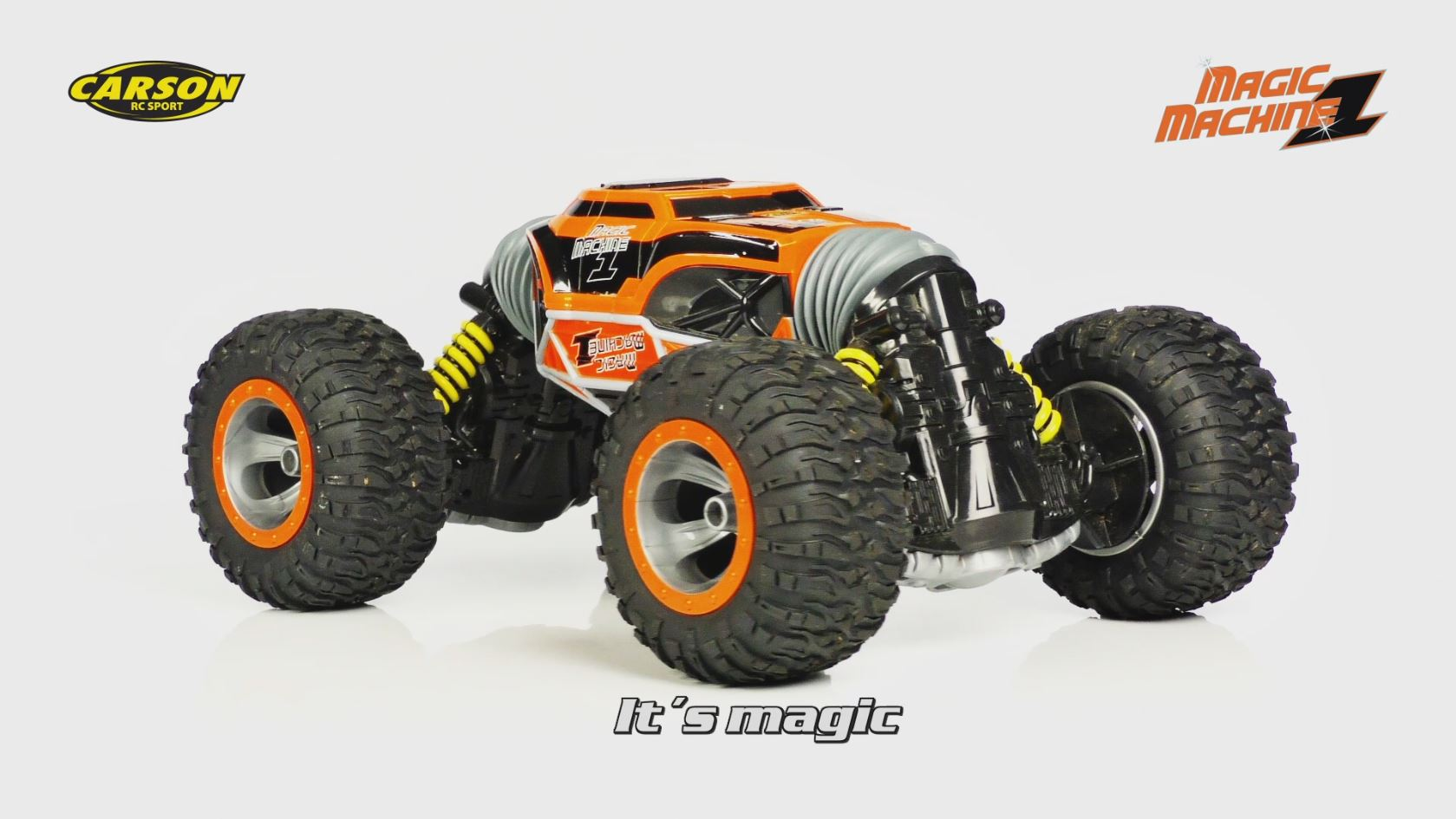 1:8 Magic Machine 2.4GHz 100% RTR