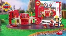 Feuerwehrmann Sam Station Aufbauvideo Instruction Video