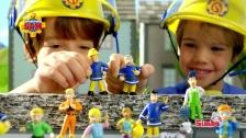 Feuerwehrmann Sam Sammelfiguren
