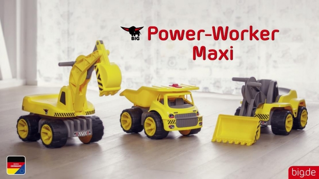 BIG-Power-Worker Maxis