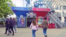 Majorette Store im Europa-Park
