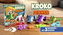 Noris - Kroko Dinner TV Spot 2018