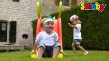 Sichere Kinderrutsche für überragenden Spielspaß
