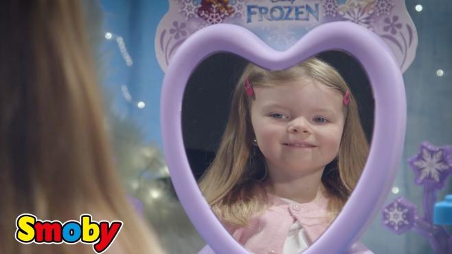 Frisieren Und Schminken Wie Eine Richtige Prinzessin Smoby