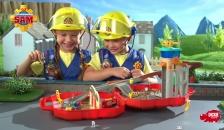 Feuerwehrmann Sam Ponty Pandy Spielset TV-Spot von Dickie Toys