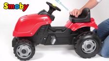 Aufbauanleitung Traktor Farmer XL von Smoby