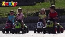 Die Farmer XL Traktoren von Smoby für kleine Nachwuchs-Farmer
